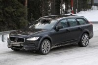 Volvo тестирует гибридные версии моделей V90 и S90