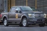 Новый электромобиль Ford удивит четырьмя моторами