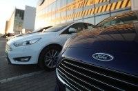 Ford запатентовал самое большое в мире лобовое стекло