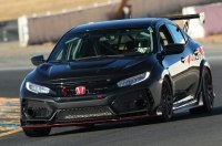 Honda показала Civic Type R за 90 тысяч долларов
