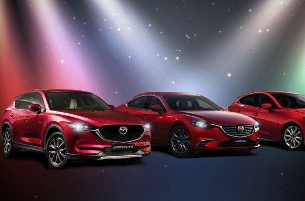 Автомобили Lexus, Toyota и Mazda названы самыми надежными