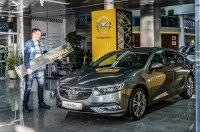 Opel Insignia в ТОПе. Сюрприз под елку?