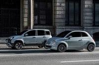 Fiat представила первые электрифицированные модели