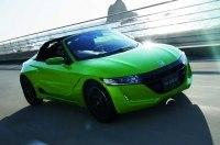 Honda слегка обновила самый компактный спорткар