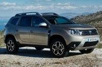 Новая версия Dacia Duster сможет работать на бензине и сжиженном газе