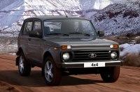 АвтоВАЗ назвал цены на обновленную Lada 4х4