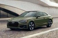 Обновленные Audi A5 и S5 2020 года будут стоить дешевле