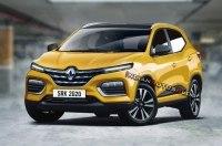 В Сеть появился рендер нового недорогого кроссовера Renault