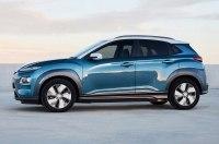 Кроссовер Hyundai Kona Electric попал в Книгу рекордов Гиннесса
