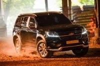 Chevrolet не откажется от «истинного» Trailblazer: рамный внедорожник скоро обновят