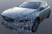Бренд Geely выпустит новый седан на базе Volvo