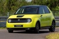 Honda E может обзавестись «заряженной» версией Type R