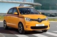 Полностью электрический Renault Twingo ZE появится в 2020 году