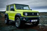 Suzuki Jimny обойдет экологические нормы Европы