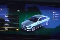 Mercedes-Benz чуть-чуть рассекретил обновленный седан E-класса