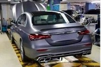 В Сети появились фото обновленного Mercedes-AMG E 63