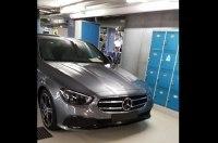 Без камуфляжа. Фото обновленного Mercedes-Benz E-Class