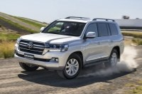 Toyota представила особую серию Land Cruiser Sahara Horizon