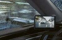 Европейский Lexus ES получает цифровые боковые зеркала