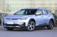 В Китае стартовали продажи нового кроссовера Chevrolet Menlo