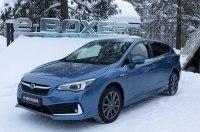 Subaru рассекретила гибридную версию Impreza e-Boxer