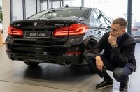 ЧтоПочем: BMW 520d xDrive со скидкой 14%