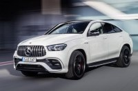 Mercedes-Benz рассекретил самую быструю версию GLE Coupe