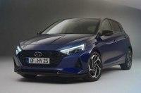 Hyundai раскрыл моторную гамму европейской версии хэтчбека i20 и показал салон