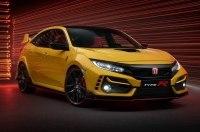 «Горячая» Honda Civic Type R получила особо суровую версию
