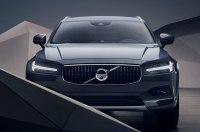 Volvo представила обновленные модели S90 и V90