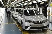 Toyota возобновила работу всех своих предприятий в Китае