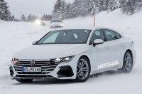 Volkswagen готовит Arteon R в кузове Shooting Brake