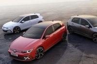 Новый Volkswagen Golf: «горячие» версии GTE GTI и GTD