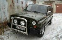 Украинец скрестил внедорожники УАЗ и старый Opel