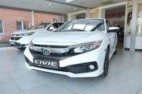 Новый Honda Civic впечатляет с первого взгляда