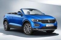 Volkswagen объявил цены на кабриолет T-Roc