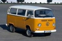 VW Transporter стал старейшим в мире коммерческим автомобилем