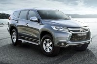 Новый Mitsubishi Pajero покажут в 2021 году