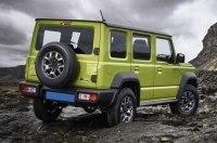 Пятидверный Jimny за $13.000?! Ждать ли его в Украине?
