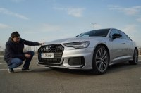Новая Audi A6. Та, которая вам не нужна