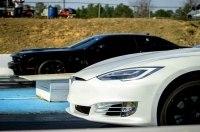 «Стойка гепарда»: Tesla научатся «выстреливать» еще эффектней
