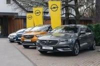 Бренд OPEL в Украине заявляет о возобновлении работы автосалонов