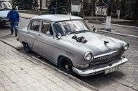 Неожиданный тюнинг для ГАЗ-21