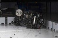 Проезд переворот: краш-тест Jeep Wrangler (видео)