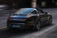 Targa 911 (992): теперь официально