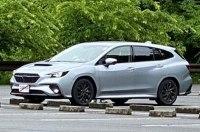 Новые подробности о втором поколении Subaru Levorg