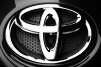 Секретик Toyota