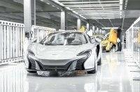 McLaren вынужден сократить рабочие места