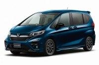 Honda показала обновленный Freed Modulo X
