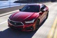 Новая Acura TLX: самая быстрая за всю историю